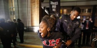 Black Sororities And Fraternities Differ On Protests