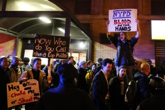 Do Not Stop The Protests Against Police Brutality