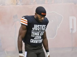 Cleveland Police Union Demands Apology From Browns For Protest