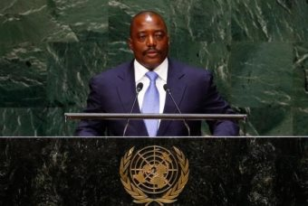 Congo's Kabila Names New Government In Bid To Broaden Political Base