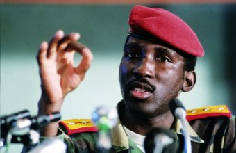 Reviving Thomas Sankara's Spirit