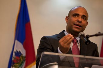 Haitian PM Laurent Lamothe Resigns Amid Protests