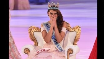 A White Woman From South Africa Josy Won Miss World