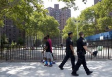 NYPD Reportedly Stop Harassing Black Men After Cop Killings