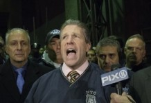 """NYPD Declares """"We Are At War"""" After Death Of Two Cops"""