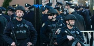 The New York Shooting And The Bid To Outlaw Opposition To Police Violence