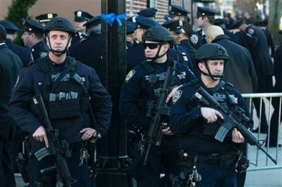 Police In The US Kill Citizens At Over 70 Times The Rate Of Other First-World Nations