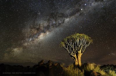 Namibia, Where Star-Gazing Travelers Find Africa's Darkest Place