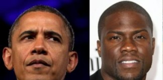 Obama And Kevin Hart Targeted In Sony 'Racist' Email Leak
