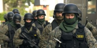 "Obama's Paramilitary Police: The ""War On Terror"" Comes Home"