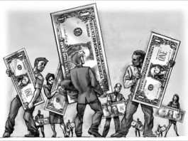 White People Have 13 Dollars For Every Dollar Held By Blacks