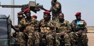 Threats By Sudan 'Declaration Of War': South Sudan Army