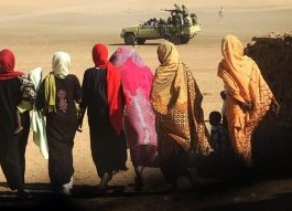 Sudan Govt Forces Accused Of Gang Rape In Blue Nile State