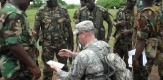 Nigeria Cancels U.S. Military Training Of Its Soldiers