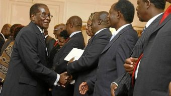 President Mugabe Fires More Cabinet Ministers