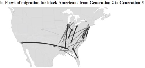 The Shocking Decline In African-American Household Mobility