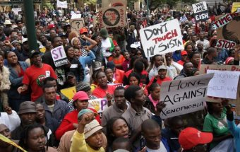 Afrophobia Rising In South Africa