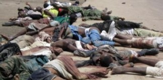 Deadliest Massacre In Nigerian History: Over 2000 Slaughtered By Muslim Savages