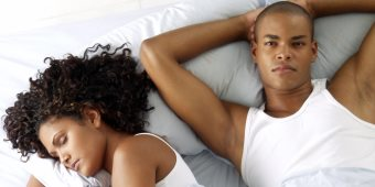 Why Black Americans Can't Sleep At Night: Racism