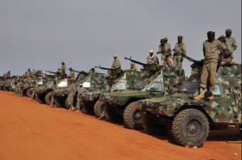 African Solution: Chad To Send Troops To Help Fight Boko Haram
