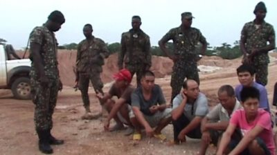 Somalia Expels Chinese Firm For 'Illegal Mining'