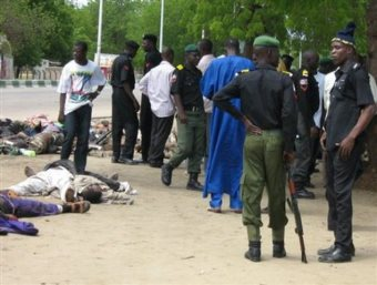 Many Feared Dead As Muslim Savages Attack Nigerian Town