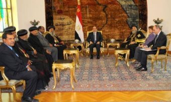 Egyptian President Sisi Affirms Ethiopia's Right To The Nile