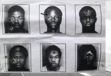 Florida Police Dept Caught Using Mug Shots Of Black Men As Target Practice