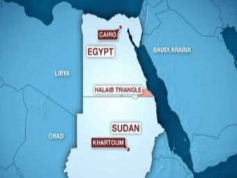Sudan To Hold Poll In Region Falsely Claimed By Egypt
