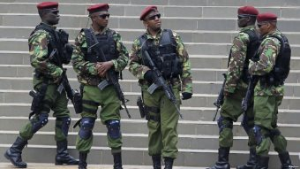 Britain To Provide Kenya With 'Cutting Edge' Security Capabilities