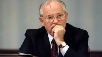 Gorbachev Warns Of Major War In Europe Over Ukraine
