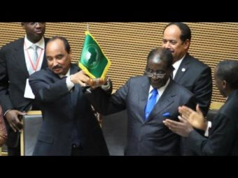 President Mugabe Takes Charge Of The African Union