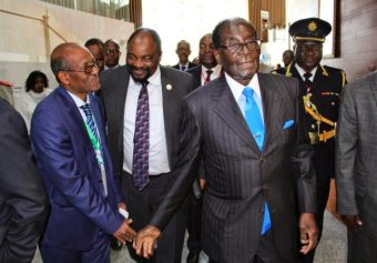 President Mugabe, The Ultimate African Hero