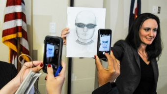 NAACP Bombing: FBI Releases Sketch Of Suspected White Terrorist