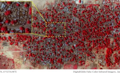 Satellite Images Show Horrific Scale Of Terrorist Attack On Nigerian Town