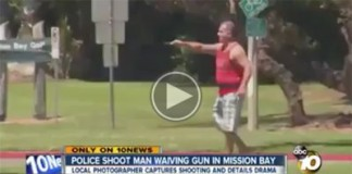8 White People Who Pointed Guns At Police And Didn't Get Shot