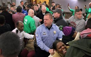 White St. Louis Police Union Official Attacks Black Woman At Community Meeting