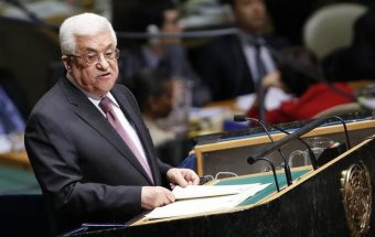 Palestinian Authority Attacks Nigeria For Not Supporting Its Agenda