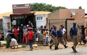 South Africa's Soweto Tense After 'Afrophobic' Attacks