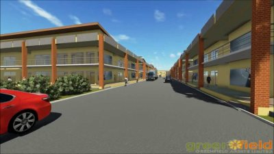 The World's First Smart Mall Is Taking Shape In Eastern Nigeria