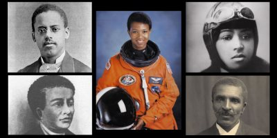 Five African-American Geeks Who Made History