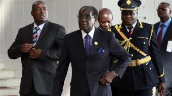 Mugabe: Not My Business What West Think Of My New AU Role