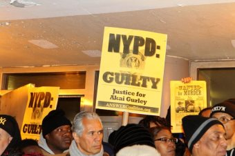 NYPD Officer Indicted In Death Of Akai Gurley