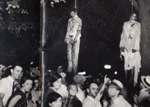 Lynching In The United States. Violent History Of National Oppression