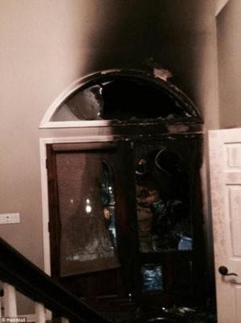 Black Family's $3.5 Million Home Firebombed In Suspected Hate Crime