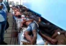 Brazil: The Genocide Continues! Military Police Kill 15 Black Males In A Weekend