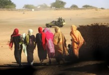 Darfur: 'They Raped Us All Night. I'm Still Sick'