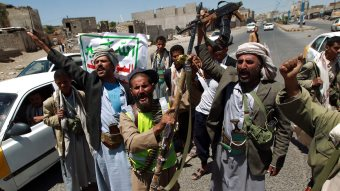 Houthi Rise In Yemen Raises Alarm In Horn Of Africa