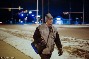 Story Of James Robertson, Who Walks 42 Miles To Work Daily, Inspires Crowdfunding For New Car