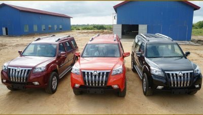 Made In Africa: Three Cars Designed And Manufactured In Africa